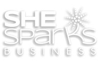 SHE Sparks Creative Logo